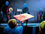 Berlin - BLUE MAN GROUP - Busreise